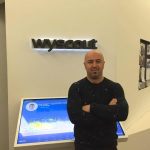 Wyscout Head office visit