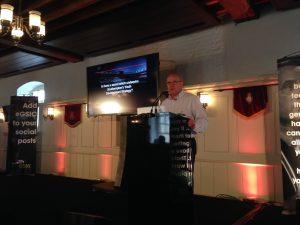Sportstec innovation conference-Tarkan Batgun key note speaker