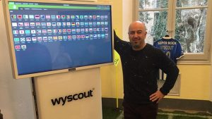 Thousands of Scouts will be able to view Turkish lower leagues through Wyscout